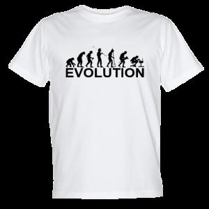koszulka ewolucja informatyk